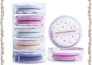 Mode spécial de la fondation de la crème en poudre Bb de bouffée de coussin d'air pour les produits cosmétiques