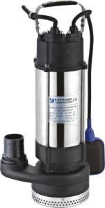 スチール・ケースの多段式浸水許容ポンプ