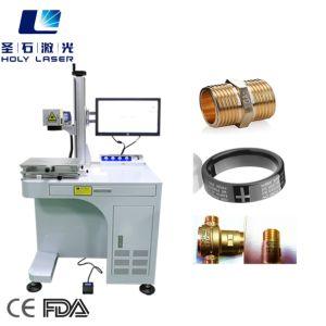 Macchina per incidere del laser della fibra della penna del metallo della macchina della marcatura del laser del nuovo modello per monili