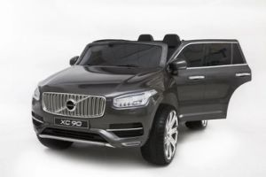 Volvo Xc90のライセンスの子供の電気おもちゃ車