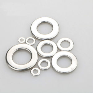 La norme DIN9021 SS304 pour la diffusion de la rondelle d'une charge