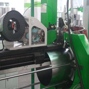 電気給湯装置内部タンクのためのまっすぐなシーム溶接機械
