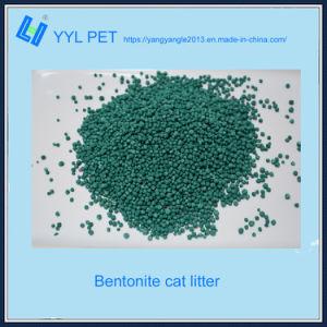 Natur-Natriumbentonit-Katze-Sänfte mit schnellem Büschel