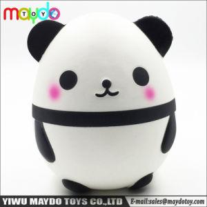 Giocattolo Squishy profumato aumentante delicatamente lento di compressione dell'uovo del panda di Squishies della novità