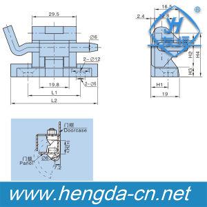 Les machines-outils de la machinerie industrielle de la charnière de verrouillage de 180 degrés (YH9307)