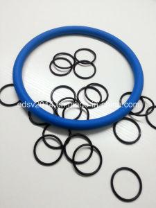 Синий силиконового уплотнительного кольца