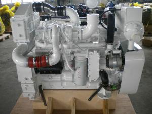 239kw水Cummins冷却の構築機械装置のディーゼル機関(6LTAA8.9-C325)