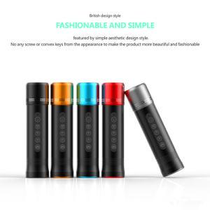 CREE multifunzionale R3 Alto-Bright Flashlight con Bluetooth Speaker