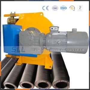 Industrielle Schlamm-Übergangspumpe/Mörtel angetriebene Schlauch-Pumpe