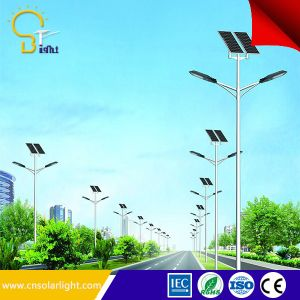 3年Warranty 6m 30W LED Solar Power Street Light