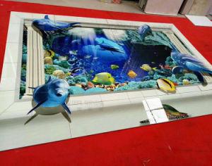 Macchina di rivestimento UV automatica brillante globale della vernice di 3D Tinyspar