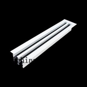 Emplacement de base amovible Bar diffuseur d'air pour l'utilisation de ventilation