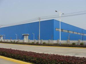 Estructura de acero modulares prefabricados Taller (KXD-SSW1432)