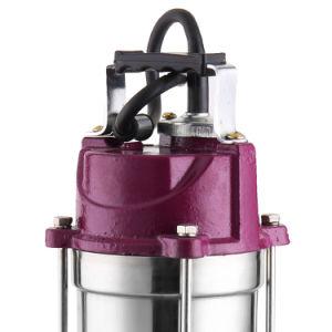 Mejor precio 3 Fase 1 HP de 2 pulgadas de diámetro eléctrico sumergible bomba de agua para el mercado de Bangladesh