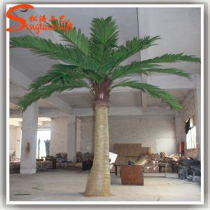 Palm van de Glasvezel van de Palm van de Kokosnoot van de Decoratie van het huis de Kunstmatige