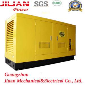 Fabbrica di Guangzhou da vendere il generatore silenzioso del diesel di energia elettrica di prezzi 240kw 300kVA