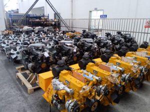 Generatore di potere diesel insonorizzato elettrico con i pezzi di ricambio dell'alternatore di Stamford