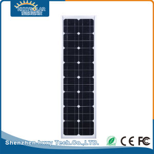 Nuevos productos de ahorro de energía integrado todos en una calle la luz solar 40W