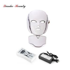 Многофункциональный 7 цвет кожи лица Rejuvemation фотонного световой терапии машины