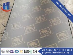 het Mariene Triplex van 9mm/12mm/15mm/18mm 1220mm*2440mm/Film Onder ogen gezien Triplex