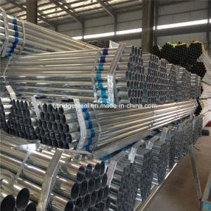Alta qualità Pre-Galvanizzata intorno alla fabbrica di Tianjin del tubo d'acciaio