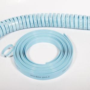 Полиэстер Соткана ткань сменную накладку усиленные ленты направляющей