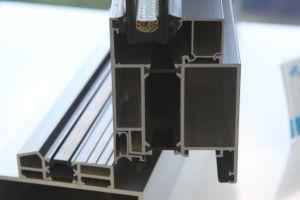 Finestra di alluminio della stoffa per tendine