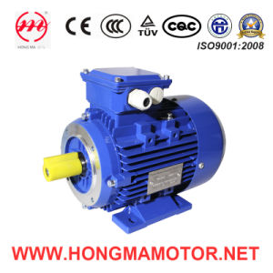 1hma-Ie1 (2pole-0.37kwのEFF2) Aluminum Housing Three Phase Asynchronous Electric Motor