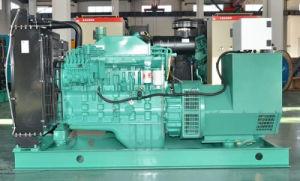 247kVA 275kVA 313kVA Cummins 승인되는 침묵하는 디젤 엔진 발전기 세륨