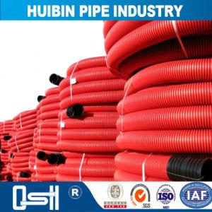 2018地下ケーブルの保護のための電気絶縁体Mppの管
