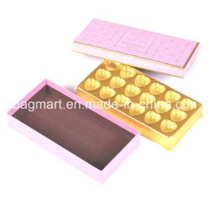 Impresión a color, caja de regalo de diseño personalizado