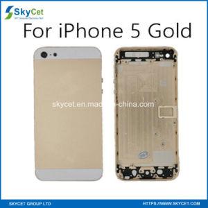 Reemplazo posterior de la caja de la cubierta de la puerta trasera de la cubierta de batería para la cubierta del iPhone 5s/Se/5 de Apple