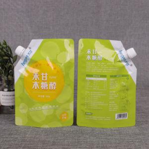 口袋の液体またはビールまたはフルーツジュースまたはシロップまたは込み合いまたはマヨネーズ袋100ml 200ml 300ml 500ml 1L 2L 2.5L 3L 5Lの袋