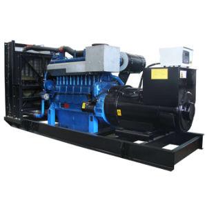 1000kVA/800kw de Op zwaar werk berekende Elektrische Generator van Duitsland Mtu