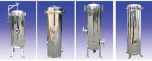 Energie - de Filter van het Type van Zak van het Roestvrij staal van de besparing