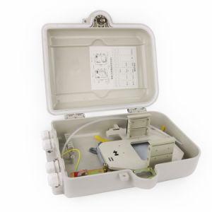 IP65 Resistente al agua en el exterior de Fibra Óptica FTTH de terminación de la distribución de verificación