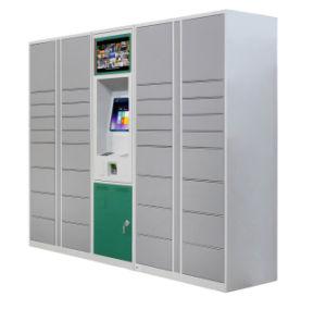 Kundenspezifisches verschiedene Größen-intelligentes Paket-Anlieferungs-Schließfach