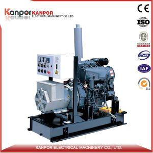 Deutz 공기에 의하여 냉각되는 22kw 27.5kVA (24kw 30kVA) 디젤 엔진 힘 Genset