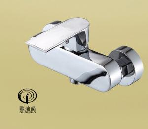 単一のレバーの70048を終えるクロムが付いている壁に取り付けられた台所Faucet&の蛇口