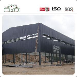 Magazzino prefabbricato multifunzionale della struttura d'acciaio