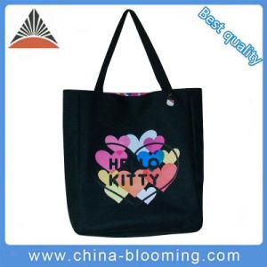 Fabricante China de poliéster reutilizables preciosa bolsa de compras