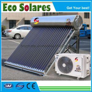 Bomba de calor aire a agua los equipos de Calefacción y calentador de agua del Calentador de Agua Solar Calentador Solar de 30 tubos