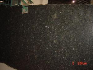金または黒くか黄色のGiallo Fioritoの花こう岩の床タイル