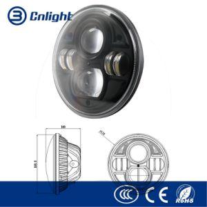 Jeep/RV/Offroad/SUVのためのCnlight Dri 7045の高い発電車のヘッドライトDOT/RoHS/Ceのクリー族の点か洪水のビームLED作業ライト
