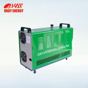 Kleiner beweglicher Brown-Gasschweißen-Oxyhydrogengenerator Oh400
