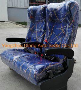 Un lujoso sofá blando famoso entrenador de autobuses interurbanos cómodo asiento LCD Auto