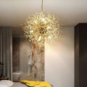 Nórdico redondo lámpara colgante colgante de la iluminación LED modernos
