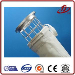 2m3/M2/min chiffon adapté à l'air Ratio sac du filtre à poussières industrielles