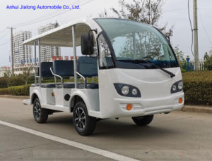 Сделано в Китае 8-местный электрический автомобиль на полдня для продажи