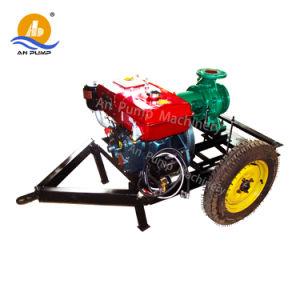 De Pomp van het Oppervlaktewater van de dieselmotor Voor Irrigatie